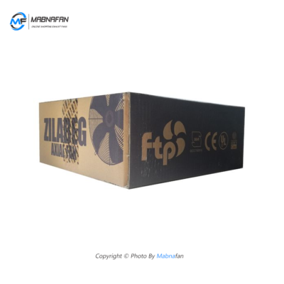 6D-710S هواکش صنعتی زیلابگ تصویر از کارتن