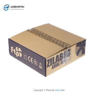 هواکش تاسیساتی زیلابگ مدل 6D-800S تصویر از کارتن محصول