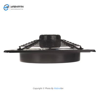 هواکش صنعتی سبک فلزی سری VID تصویر از موتور