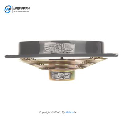 هواکش های خانگی فلزی با پروانه فلزی سری VMA دمنده تصویر از موتور