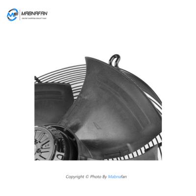 FTP4D-500S هواکش صنعتی زیلابگ