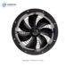 Damande Cylinderical Axial Fan VCK Series Front Side-Mabnafan.com