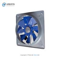 هواکش صنعتی فلزی با پروانه فلزی سری VIA تصویر از کنار