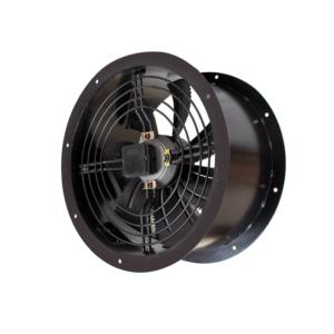 Damande Cylinderical Axial Fan VCK Series Main Side-Mabnafan.com