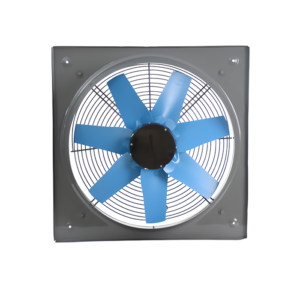 Industrial Axial Flow Fans With Metallic Propeller-VIM Series-Front Side-Mabnafan