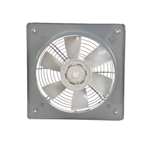 Industrial Axial Flow Fans , With Plastic Propeller VIE Series-Front side-Mabnafan.com