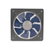 VMA-Plate Mounted Axial Extract Fans , With Metallic Propeller-Front-Side-Mabnafan.com
