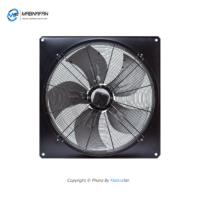 هواکش آکسیال تاسیساتی یورو ونت ساخت دمنده تصویر از موتور